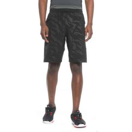 adidas CT Hype Shorts (For Men) in Black - Closeouts