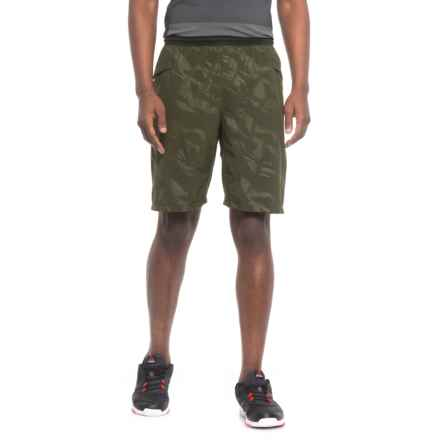 adidas CT Hype Shorts (For Men) in Night Cargo - Closeouts