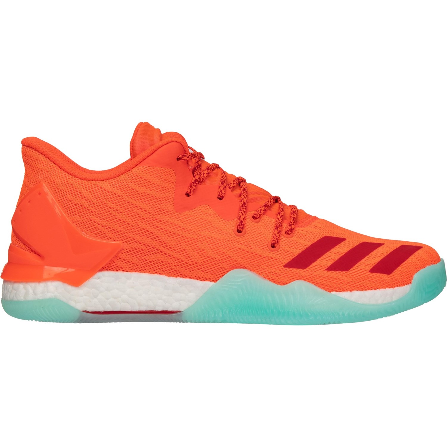 78cb71e79f71 adidas D Rose 7 Low Basketball Shoes (For Men) - Save 48%