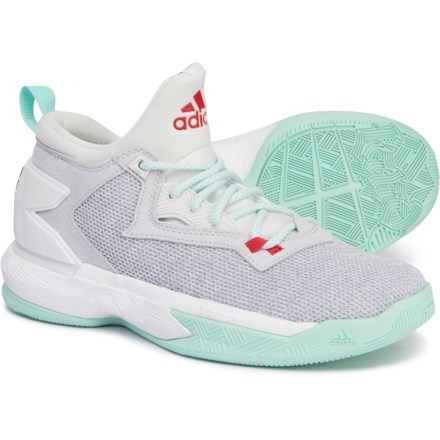 75d698ab78627 adidas Damian Lillard 2 Basketball Shoes (For Little and Big Kids) in Light  Solid