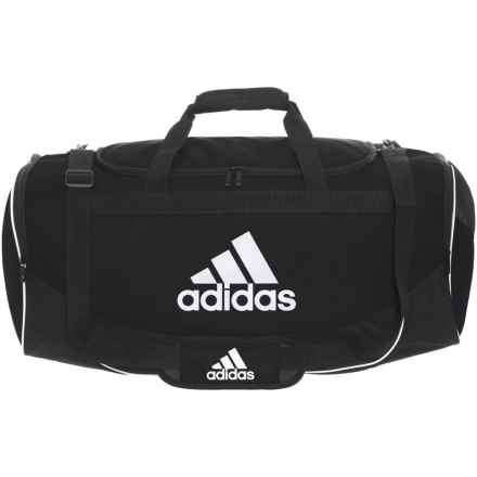 adidas Defense Duffel Bag - Large in Black - Closeouts