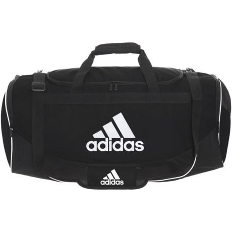 adidas Defense Duffel Bag - Large in Black