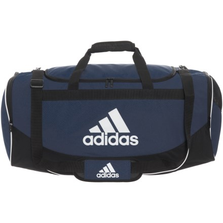 adidas Defense Duffel Bag - Large in Collegiate Navy - Closeouts e080840fb19b9