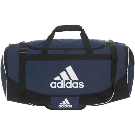 273a52842e adidas Defense Duffel Bag - Large in Collegiate Navy