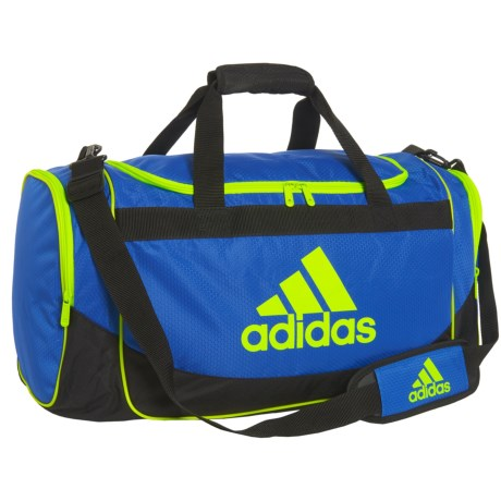 b8a70e7150 adidas Defense Duffel Bag - Medium in Cobalt Electricity