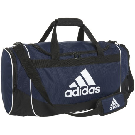 adidas Defense Duffel Bag - Medium in Col. Navy/ Black