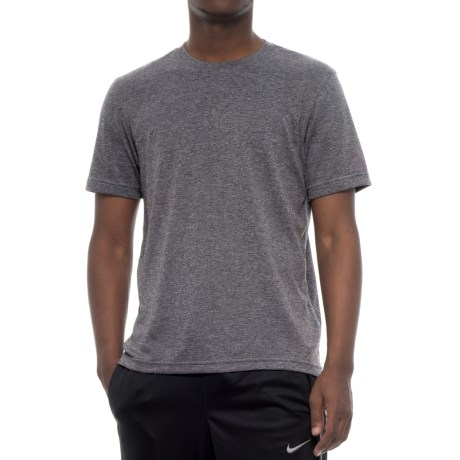 adidas El Layer Up T-Shirt - Short Sleeve (For Men) in Tactile Blue
