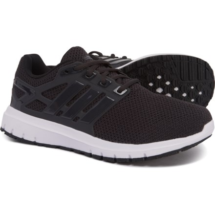 4954c94a873 adidas Energy Cloud Running Shoes (For Men) in Core Black Utility Black