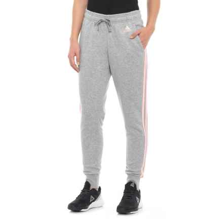 d6f61826169b adidas ESS 3S Joggers (For Women) in Grey - Closeouts
