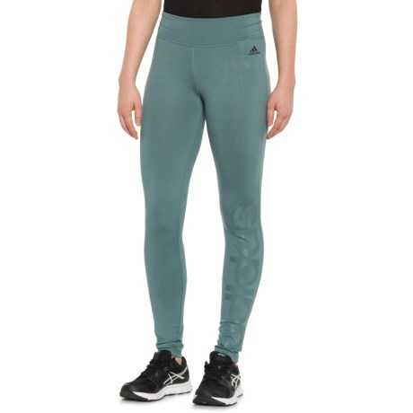 8036dd954c743 adidas Fab Linear Tights (For Women) - Save 45%