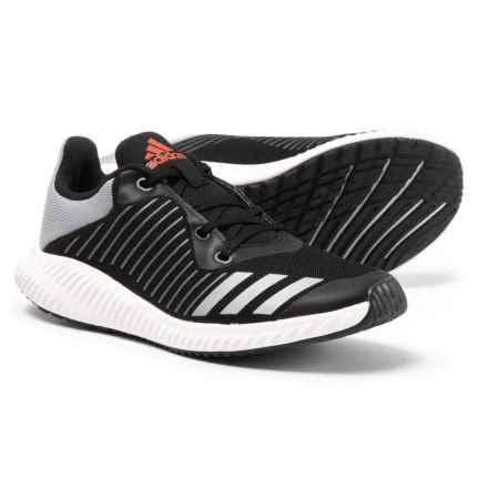 adidas FortaRun Running Shoes (For Big and Little Kids) in Black/Silver/White - Closeouts