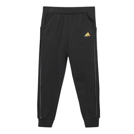 adidas French Terry Joggers (For Big Girls) in Black