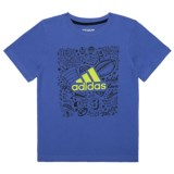 adidas Future Sport T-Shirt - Short Sleeve (For Toddler Boys)