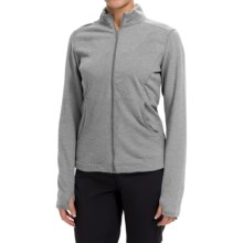 adidas golf 3-Stripes Layering Jacket (For Women) in Medium Grey Heather - Closeouts