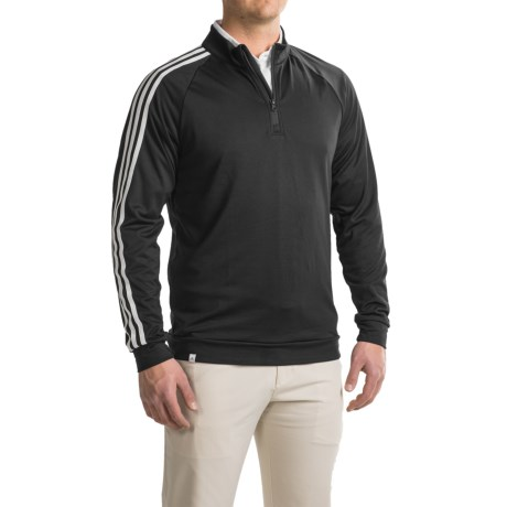 adidas golf 3 Stripes Layering Shirt (For Men) - Save 71%