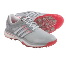 adidas golf AdiPower® Boost Golf Shoes (For Women) in Grey/White/Red - Closeouts