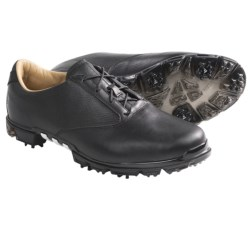Adidas Golf Adipure Motion Golf Shoes (For Men) in Black/Black /Black