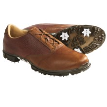 Adidas Golf Adipure Motion Golf Shoes (For Men) in Brown/Brown/Scout Metal - Closeouts
