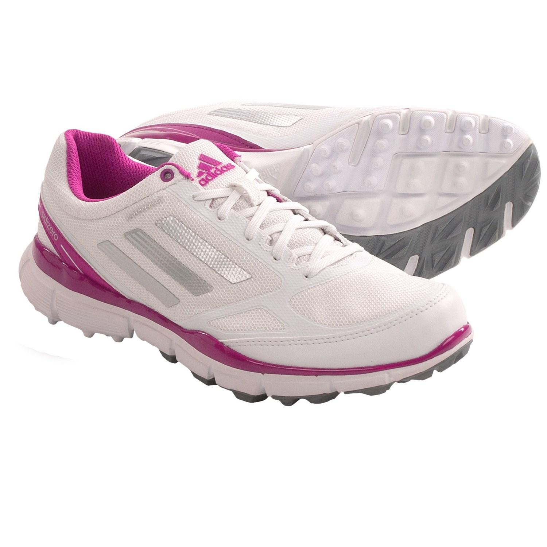 Adidas Golf adizero Sport II Golf Shoes (For Women) in White