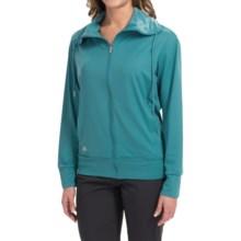 adidas golf Advance Rangewear Jacket (For Women) in Lake Blue - Closeouts