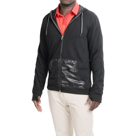 adidas golf Capsule Hooded Jacket Full Zip For Men