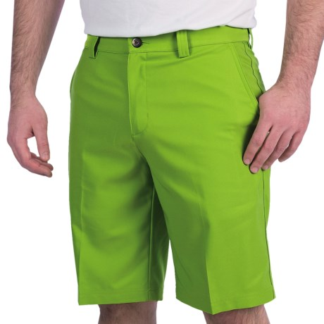 Adidas Golf Climalite® Tech Shorts - Flat Front (For Men) in Gardena