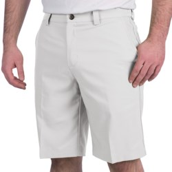 Adidas Golf Climalite® Tech Shorts - Flat Front (For Men) in Bluebonnet