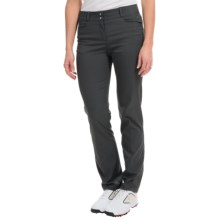 adidas golf Essentials Lightweight Pants (For Women) in Solid Grey - Closeouts