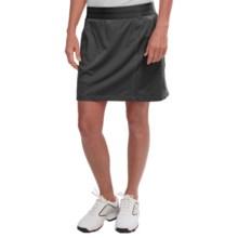 adidas golf Essentials Rangewear Skort (For Women) in Solid Grey - Closeouts