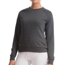 adidas golf Essentials Rangewear Sweatshirt (For Women) in Dark Grey Heather - Closeouts