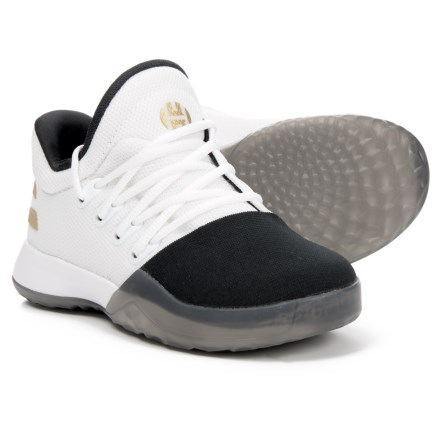 34f4cf09ad06 adidas Harden Vol. 1 Basketball Shoes (For Big and Little Kids) in Footwear