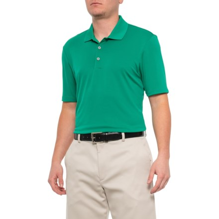 dfb7cddb adidas High-Performance Polo Shirt - UPF 30, Short Sleeve (For Men)