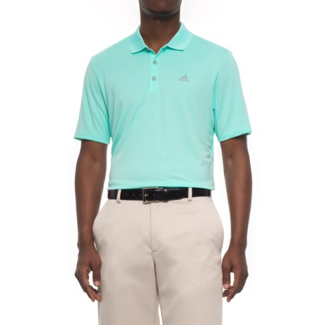 adidas High-Performance Polo Shirt - UPF 30, Short Sleeve (For Men)