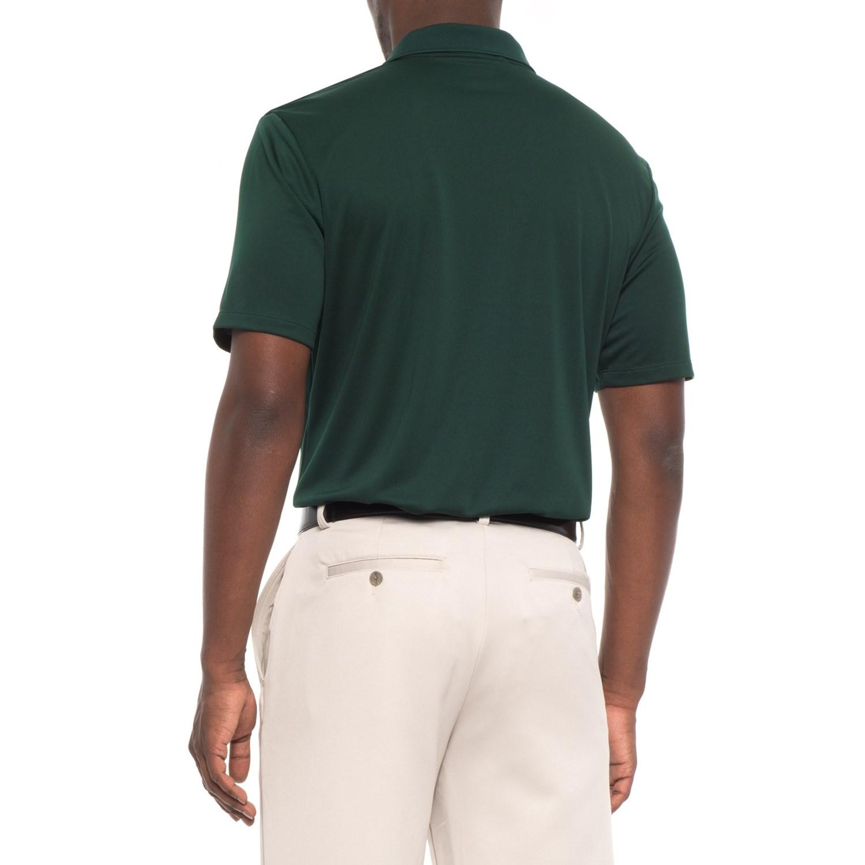 180da42492 adidas High-Performance Polo Shirt - UPF 30, Short Sleeve (For Men)