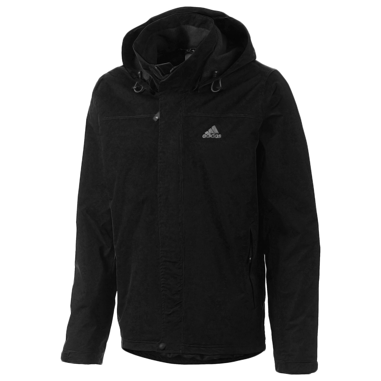 adidas hiking winter warm jacket for men save 35. Black Bedroom Furniture Sets. Home Design Ideas