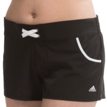 Adidas In the Mix Boardshorts (For Women) in Black - Closeouts