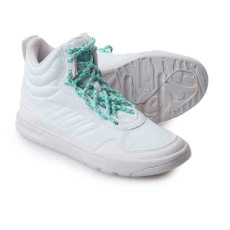 adidas Irana Shoes (For Women) in White/White