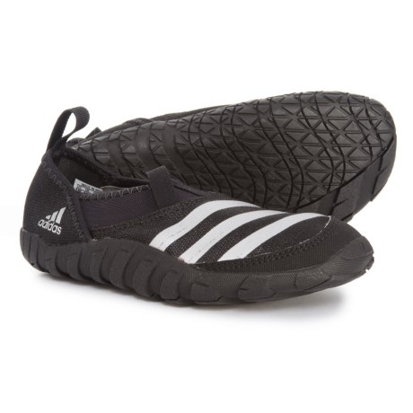 new product 9e106 3ad5d adidas Jawpaw Water Shoes (For Little and Big Kids) in BlackSilver Metallic