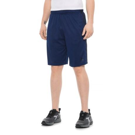9a76aa78e8 adidas KI 3 Stripe Essential Shorts (For Men) in Dark Blue Black