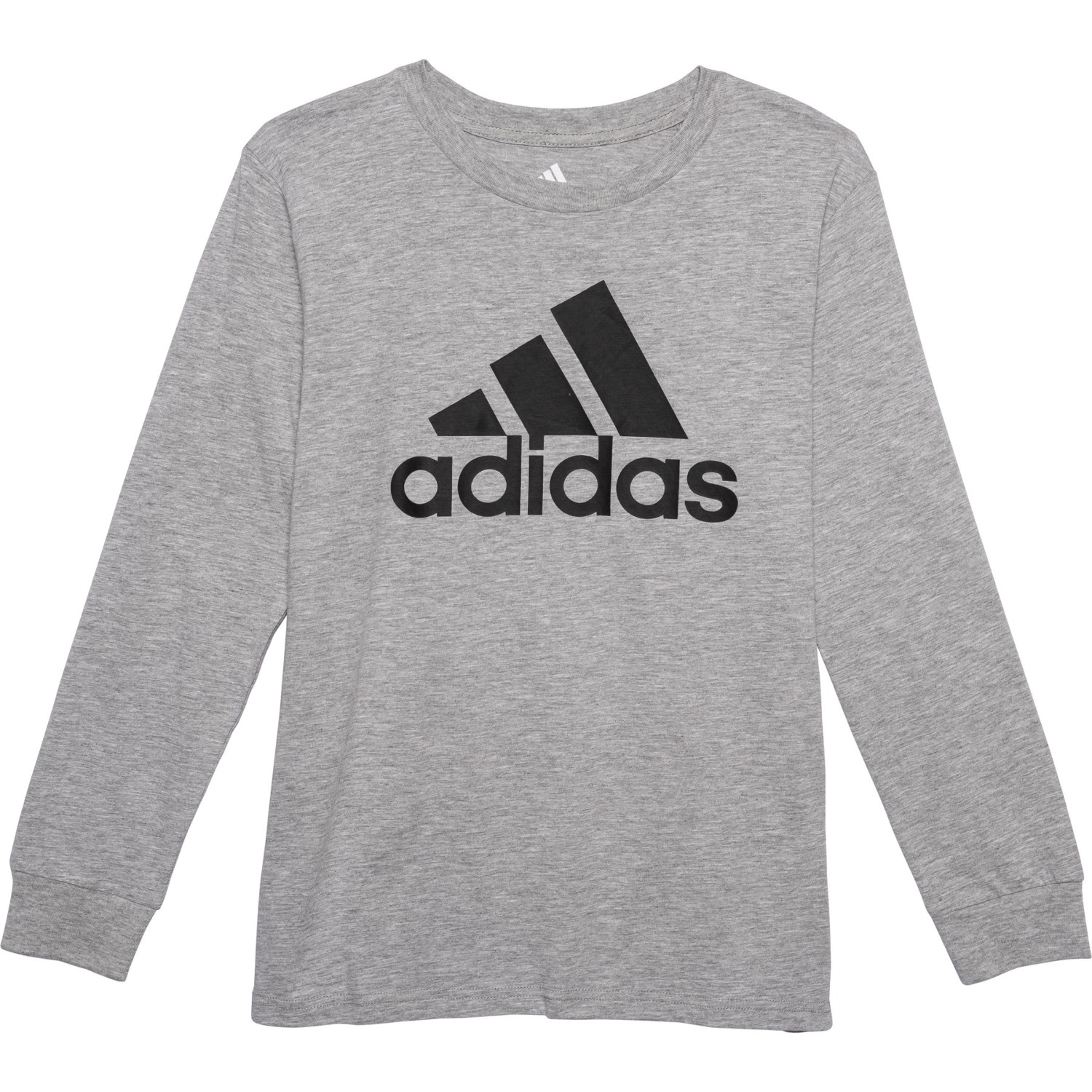 adidas Long sleeve sweater Colorful adidas logo on front All