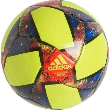 Adidas MLS Capitano Soccer Ball - Size 3