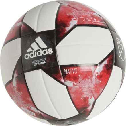 Adidas MLS NFHS Top Training Soccer Ball - Size 4