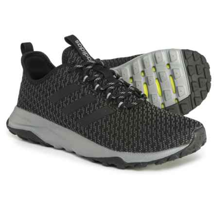 adidas Neo Cloudfoam® Superflex Trail Running Shoes (For Men) in Core Black/Core Black/Grey - Closeouts