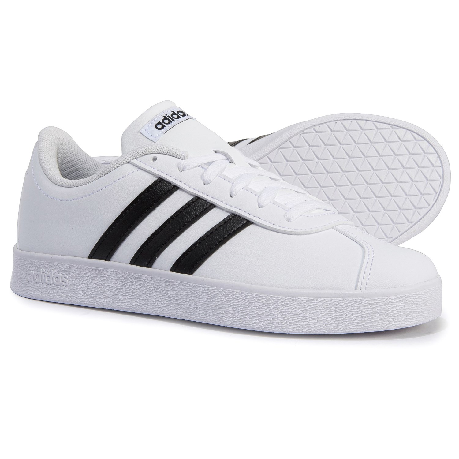 adidas Neo VL Court 2.0 Sneakers (For Little and Big Kids