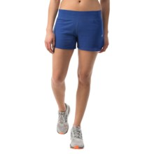 adidas outdoor Aeroknit ClimaCool® Running Shorts (For Women) in Cc Mel Bold Blue - Closeouts