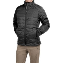 adidas outdoor Alp Jacket - Insulated (For Men) in Black - Closeouts