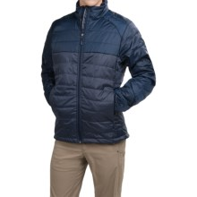 adidas outdoor Alp Jacket - Insulated (For Men) in Col Navy - Closeouts