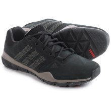 adidas outdoor Anzit DLX Shoes (For Men) in Black/Titan Grey - Closeouts