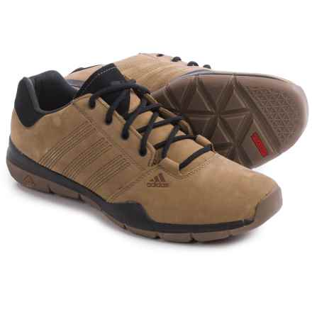 adidas outdoor Anzit DLX Shoes (For Men) in Cardboard Tan/Black - Closeouts