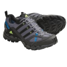Adidas Outdoor AX 1 Gore-Tex® Trail Running Shoes - Waterproof (For Women) in Sharp Grey/Black/Sharp Blue - Closeouts